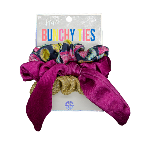 Bunchy Hair Ties Pineapple