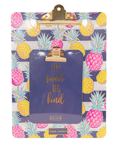 Be Sweet Be Kind Clipboard Set