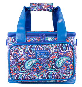 Canvas Cooler (Paisley)