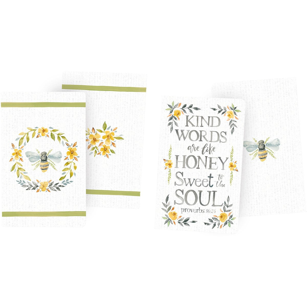Bee Large Notebook Set