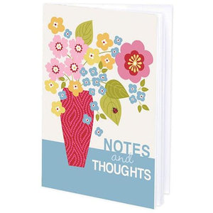 Notes and Thoughts Mini Journal