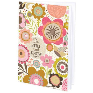 Be Still and Know Mini Journal