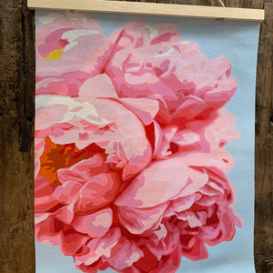 Perfect Petals - Paint by Numbers
