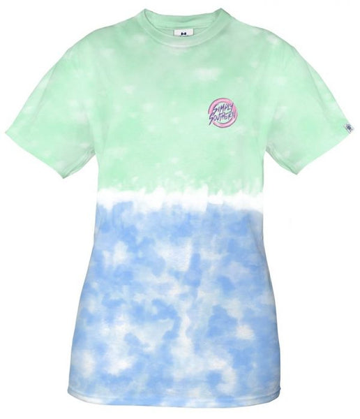 """Sunshine State of Mind"" Tie Dye Shirt"
