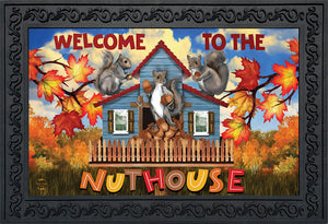 Nuthouse Doormat