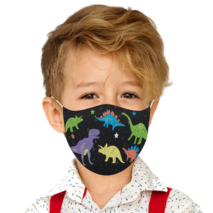 Dinosaurs Reusable Kid's Face Mask