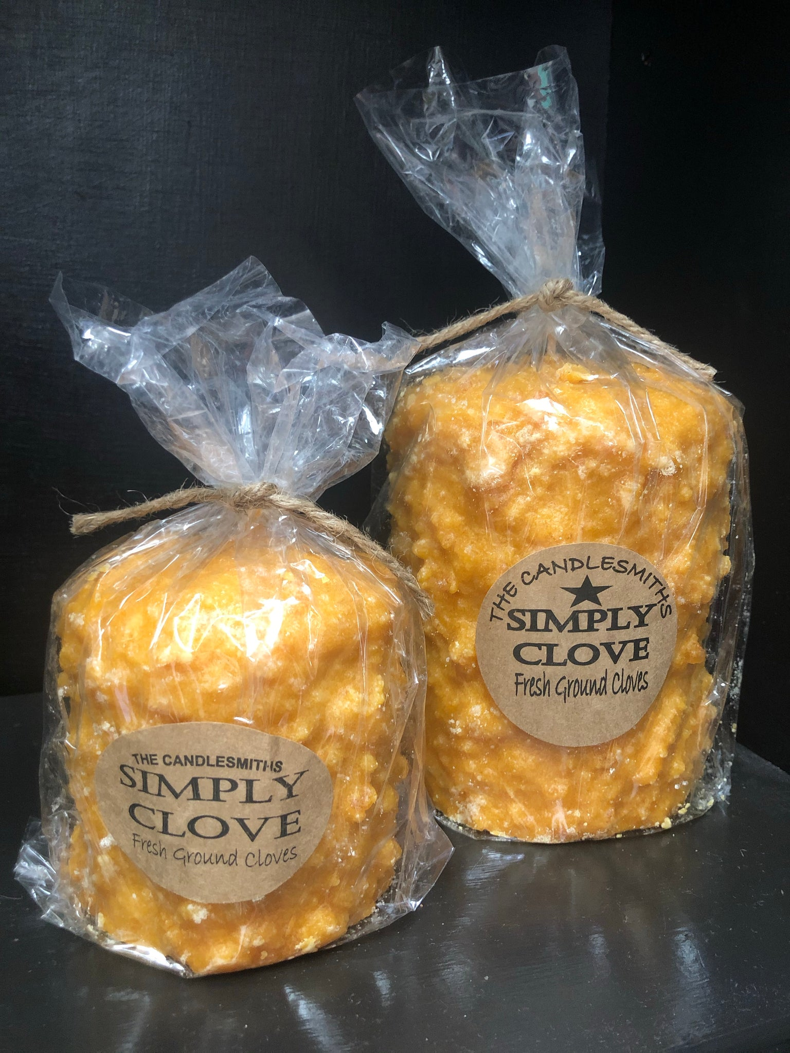 Simply Clove Candle (Multiple Sizes)