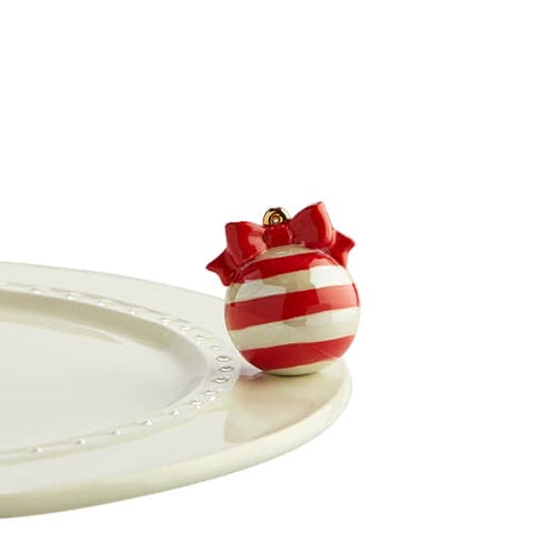 Deck The Halls (Red Ornament) Mini