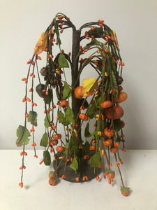 Pumpkin Berry Tree with Greens