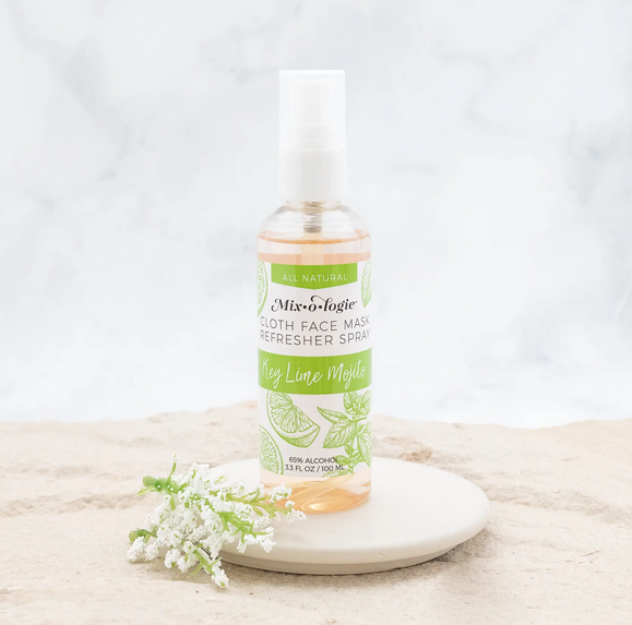 Face Mask Refresher Spray - Lime Mojito