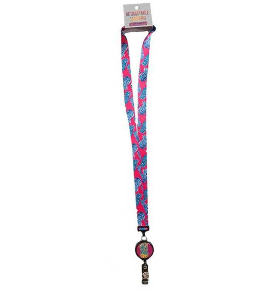 Retractable Lanyard - Multiple Colors