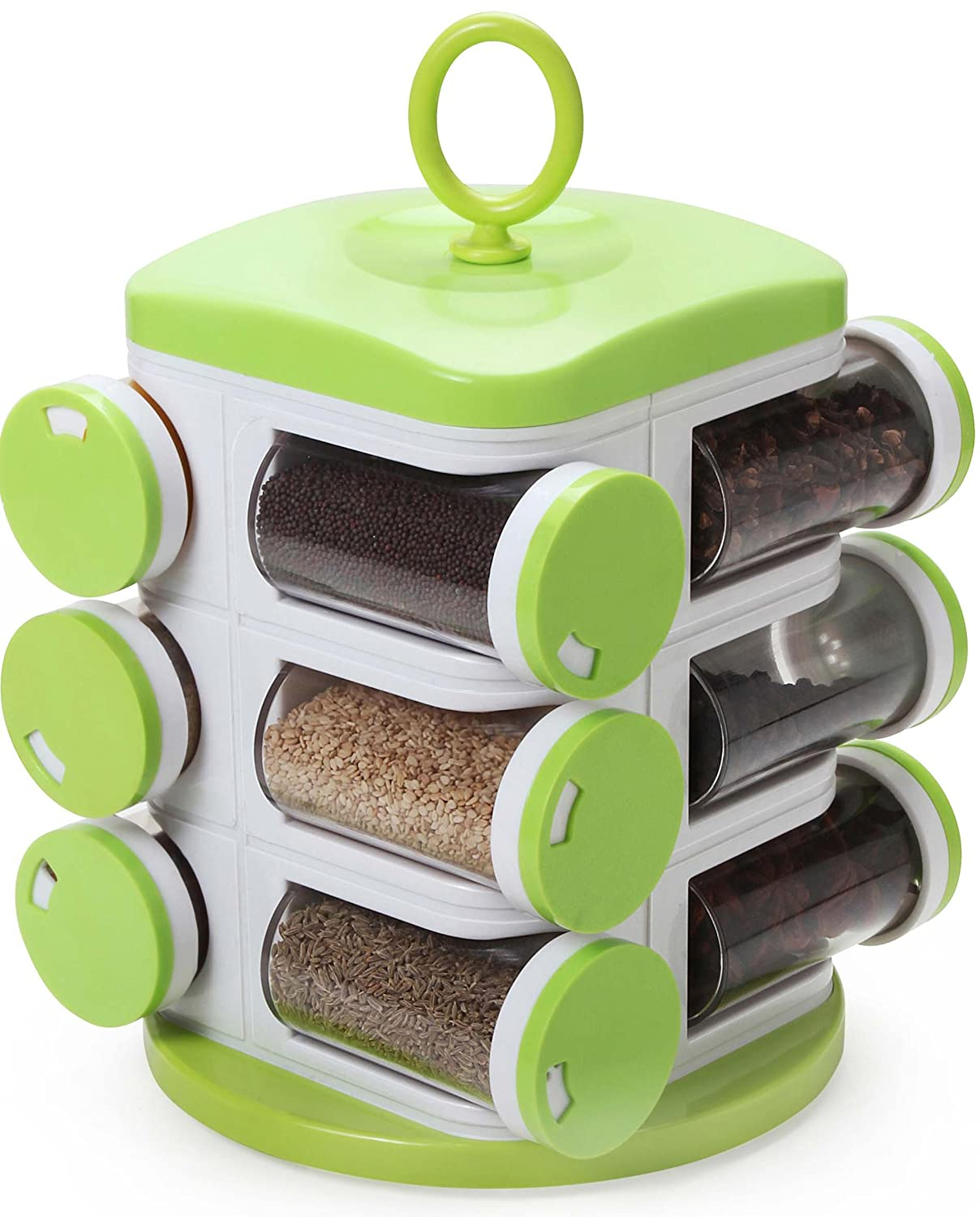 12-Jar Spice Rack