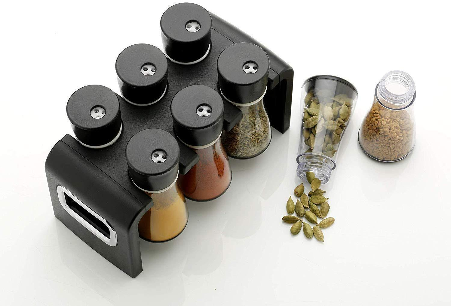 6-Jar Spice Rack
