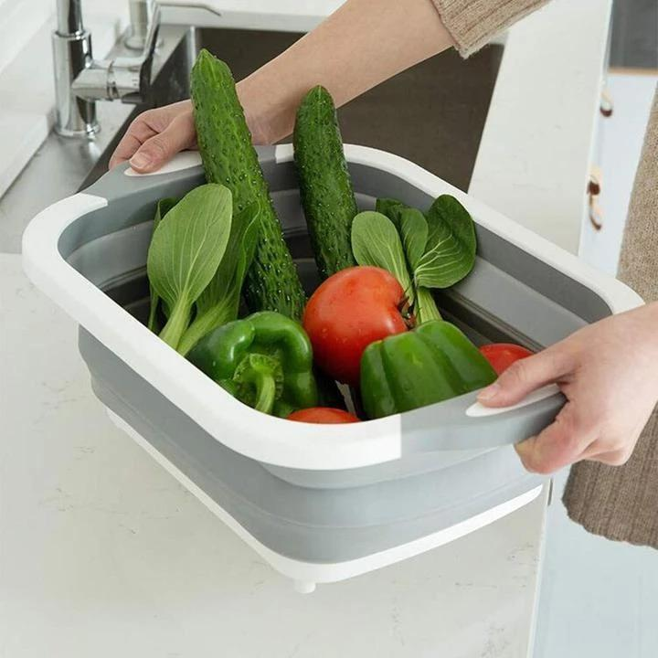Assistant Vegetable Washer