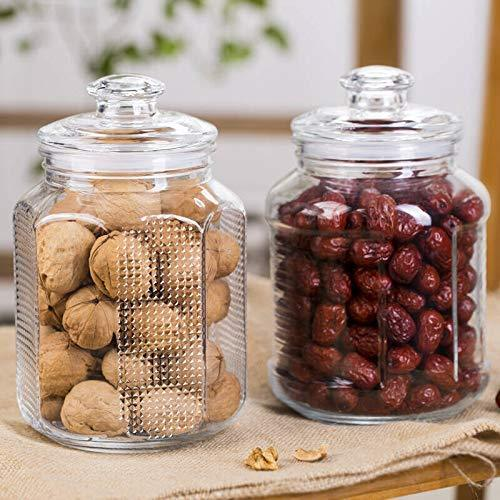 Big Glass Jar Container | 2350 ml