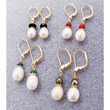 Load image into Gallery viewer, Perla Earrings