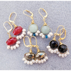 Perla Chandie Earrings