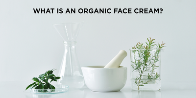 What Is an Organic Face Cream?