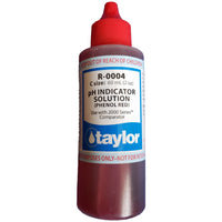 Taylor pH Indicator Solution (Phenol Red): R-0004