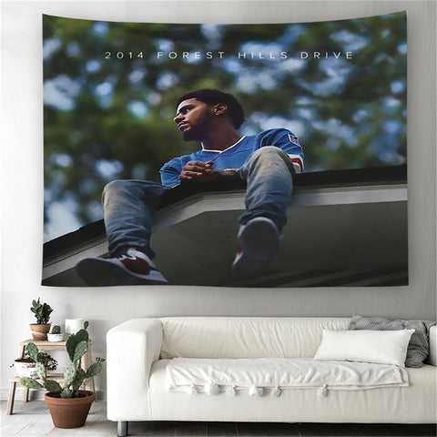 2014 Forest Hills Drive Tapestry