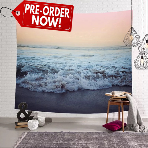Sandy Shores Tapestry
