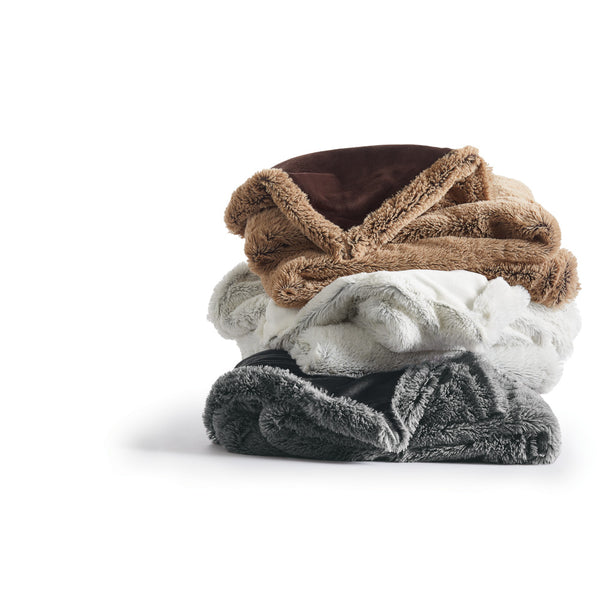 These three beautiful blankets will be the talk of your house. Everyone will want to use it!
