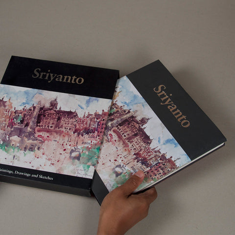 SRIYANTO: Paintings, Drawings and Sketches
