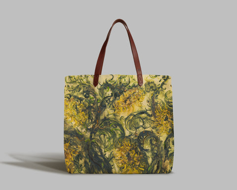 ToteBag AFFANDI SUNFLOWER