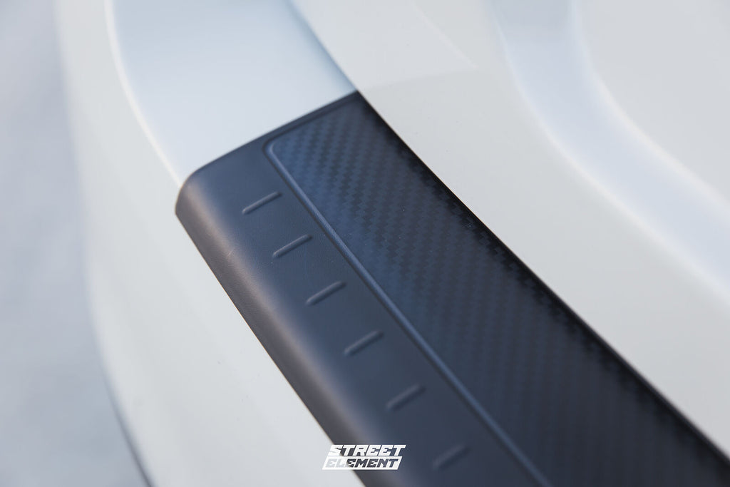 Subaru WRX/STI 2014-2020 V1 Rear Cargo Panel/Step Panel (SCRATCH RESISTANT) NEW