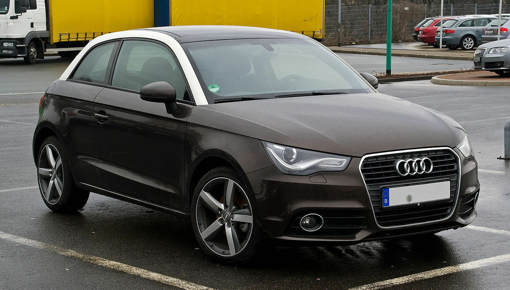 Audi A1 S1 10-18 Sportback 3DR Window Visors / Weathershields / Weather Shields