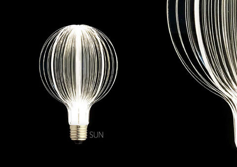 modern URI led light bulb for interior home decoration