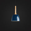 Modern Milk Blue  Scandinavian hanging lamp home restaurant decor