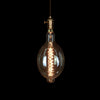 industrial style super large Edison Light Bulb lighting interior design