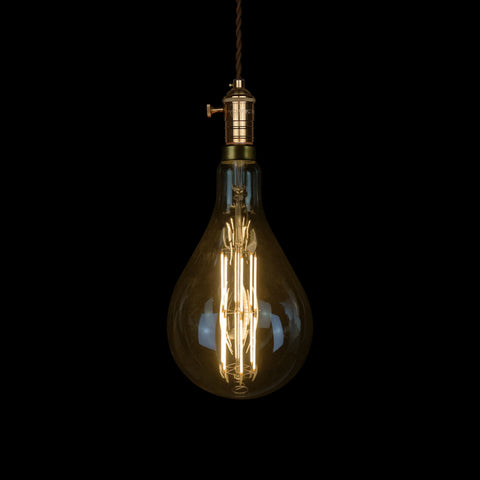 industrial oversized LED Edison Light Bulb hong kong interior design