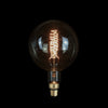 E27 Globe large Edison Bulb. Dimmable. Antique Filament Bulbs
