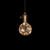Modern led sparkling globe Edison Light Bulb, Lighting Fixture