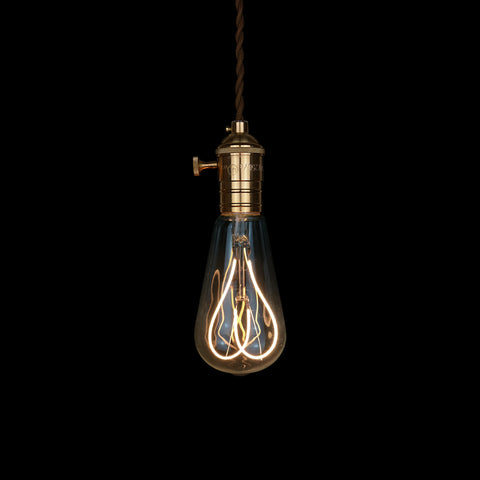 Modern Love Heart LED Edison Bulb. Decorative Bulb. Gift Hong Kong