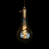retro large Edison LED globe Light Bulb lamp fixture interior decor