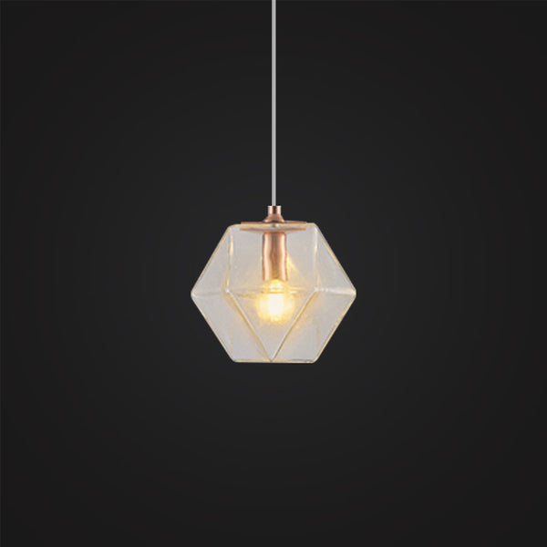 Gazi Glass Lamp