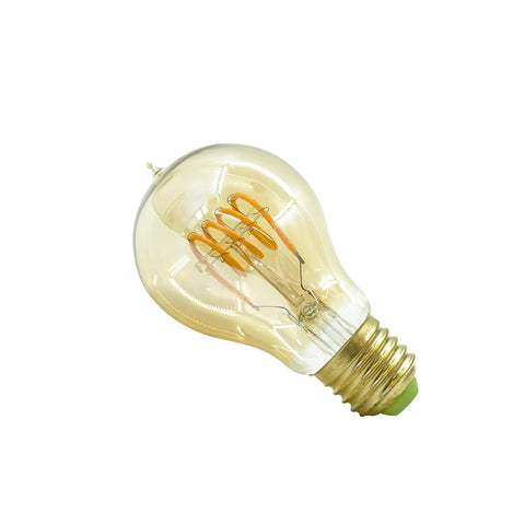 Globe Teardrop LED Light Bulb