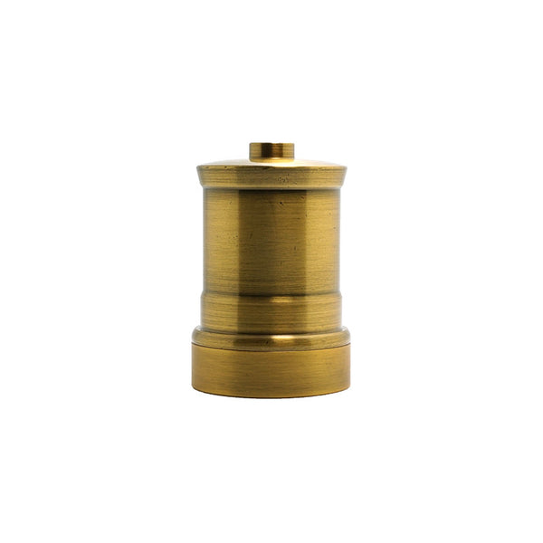 Brass Aluminium Lamp Holder Drop lighting fixture