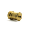Brass Aluminium Lamp socket Wall lamp fitting