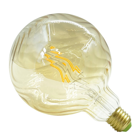 Large Coconut LED Light Bulb