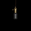 tubular edison bulb dimmable antique style design