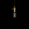 tubular edison bulb dimmable pendant lamp