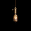 vintage modern led edison bulb home decoration hanging lamp