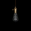 vintage industrial LED filament Edison bulb hanging lamp