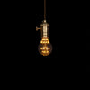 vintage industrial globe led edison light bulb hanging lamp
