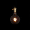 vintage style led globe edison bulb lighting fixture