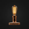 classic edison wood desk lamp gift and premium